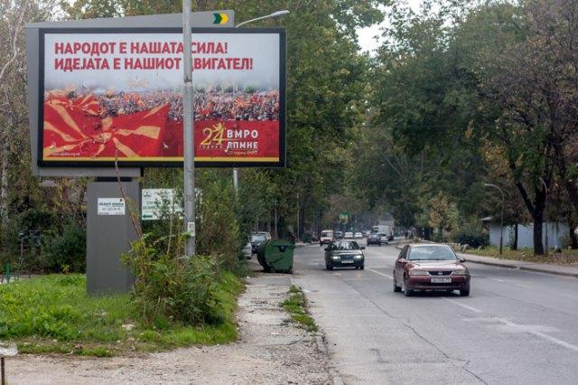 Pressefrihed på Hristijan Todorovski Karposh