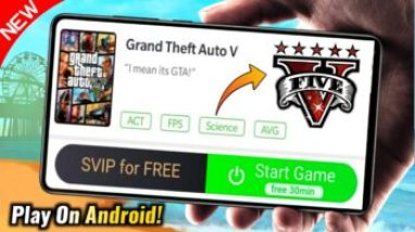 GTA 5 APK (Grand Theft Auto V) Download for Android Mobile - 2020 Latest