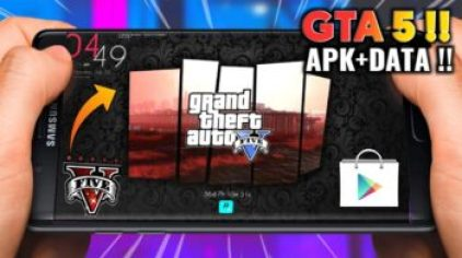 GTA 5 APK Download For Android [NEW RELEASED] GTA V MOD Android!