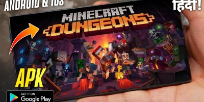 Minecraft Dungeons Apk Download For Android   Mc Dungeons V1.3