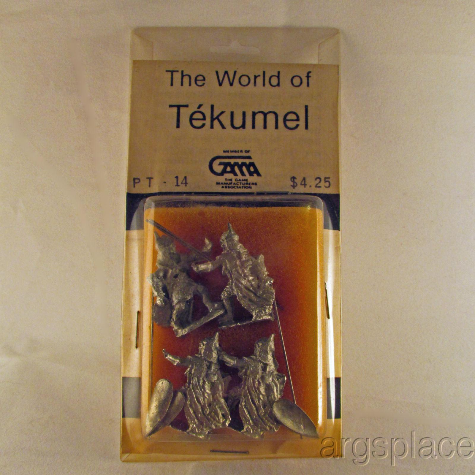 Tékumel Miniatures | Tekumel Collecting