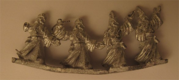 Four Figures from 3rd Printing