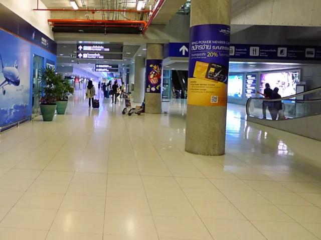 Suvarnabhumi station