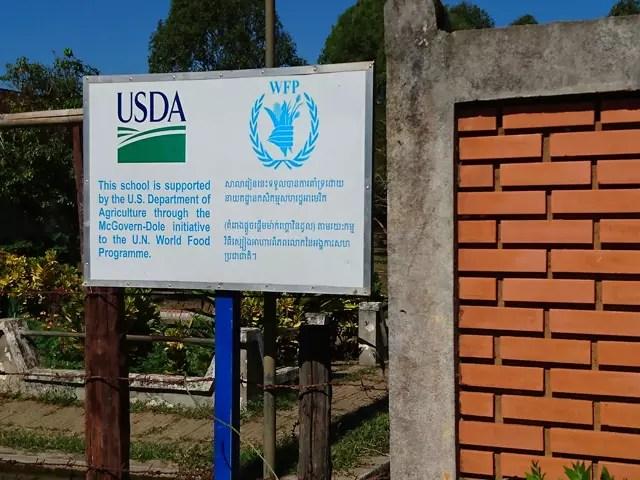 国連WFP 食糧支援機関