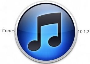 iTunes 10.1.2 Update
