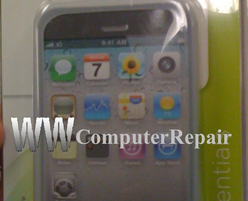 iPhone case hints at iPhone 5 screen?!?!