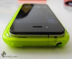 "iPhone 5 cases suggest 4"" screen!"