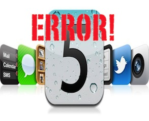 How To: Fix errors 3002 & 3200 when updating to iOS 5!