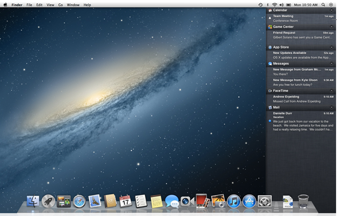 OS X Mountain Lion Now Available