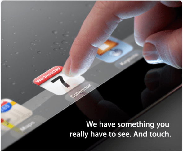 iPad 3 Event March 7