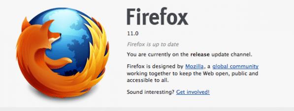 Firefox 11 Released