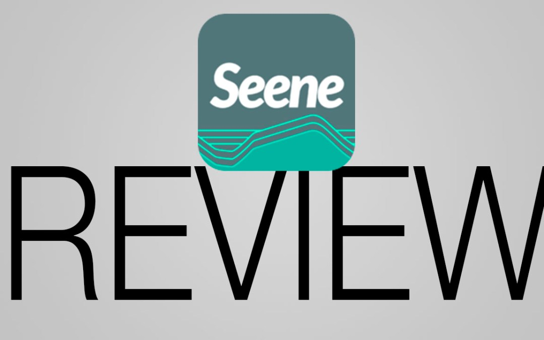 Seene, a 3D photo sharing service
