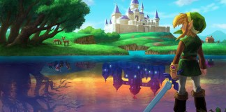Imagen del juego Zelda