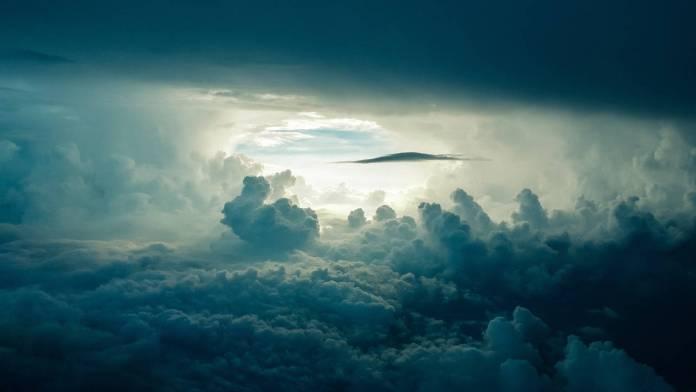 Foto del cielo