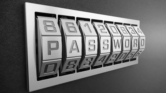 Foto Password