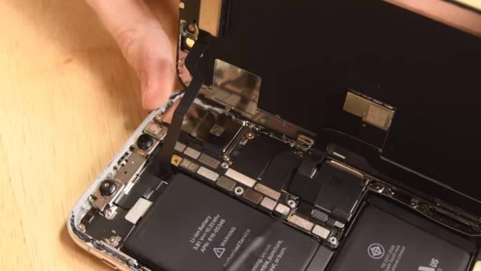 costos-componentes-iphone-x
