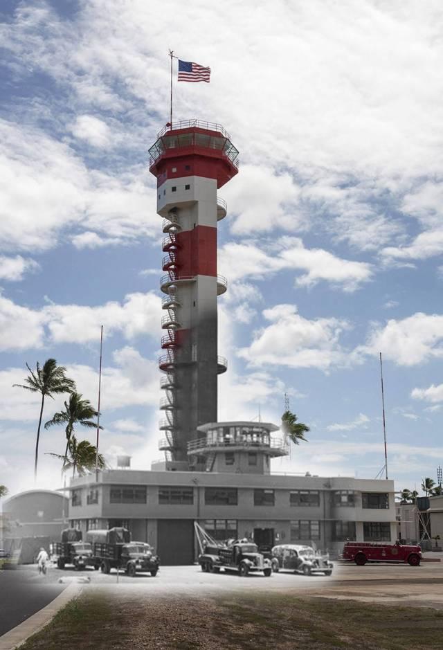 Torre de Control Ford Island