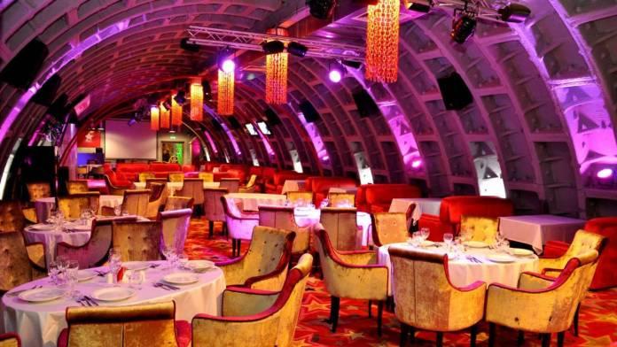bunker a restaurant