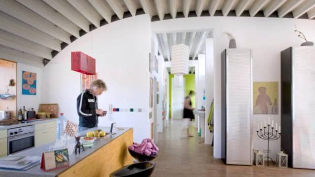bunker a galeria de arte