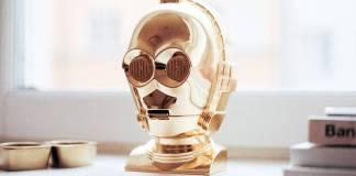 Cabeza de un robot