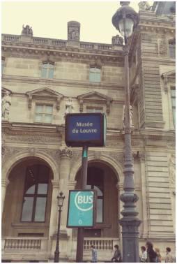 Chegada em Paris. 25, 26 e 27 de Out/ 2013