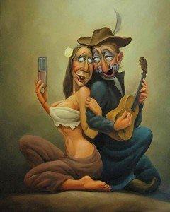 Artist Anatoliy Kozelsky - Ukraine996139_948122571875902_3906953225317331165_n
