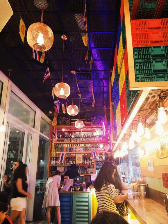 Rak Thai food tel aviv