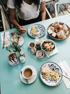 breakfastin tel aviv