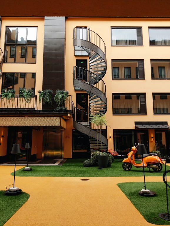 מלון f6 הלסינקי