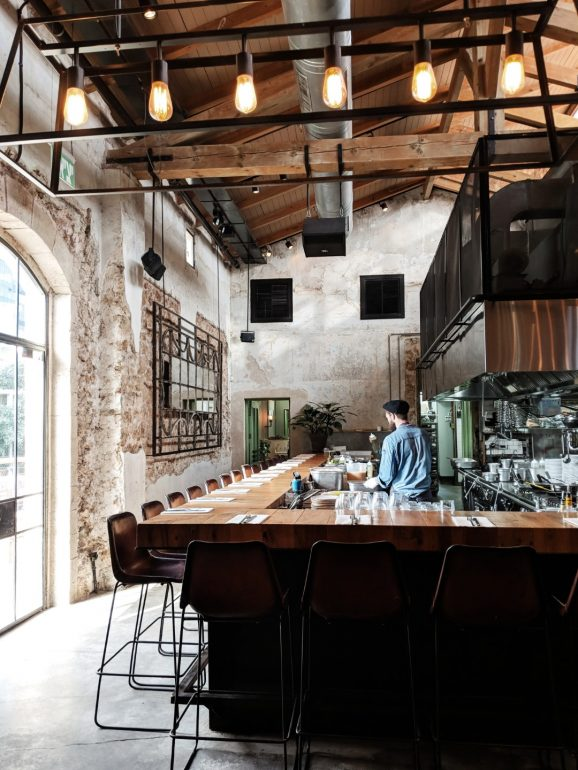 brunch ideas in tel aviv