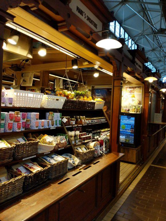 אולם השוק הישן הלסינקי