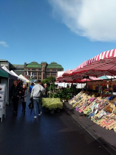 International grand market helsinki
