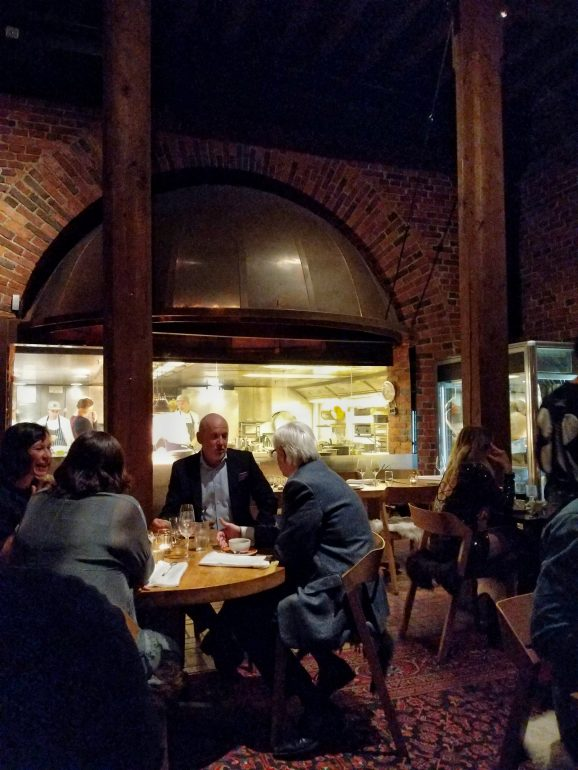 מסעדת Nokka הלסינקי