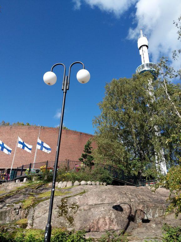 Linnanmaki theme park - פארק שעשועים בהלסינקי