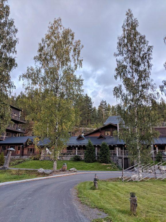Hotel and Spa Resort Järvisydän finland