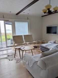 airbnb cabin villa in finland