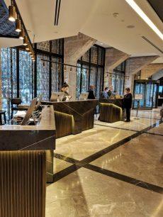 inbal hotel luxury hotels in jerusalem reception