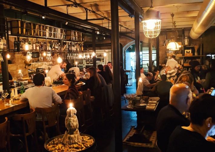 מסעדת מומה קריית ענבים ליד ירושלים