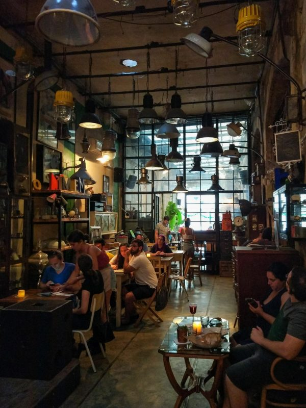 thing to do in Tel Aviv on New Year's eve