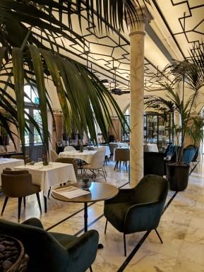 the drisco hotel tel aviv leading hotels zada restaurant