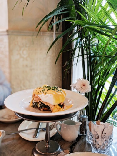 The new breakfast at Cafe Nordoy