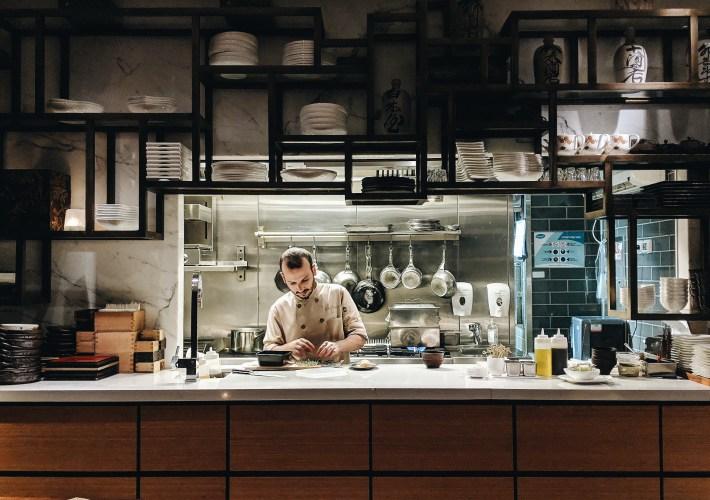 Dinings restaurant Tel Aviv