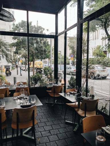 Ya-Pan restaurant
