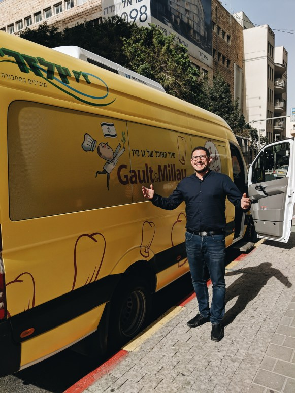 Culinary tour in Tel Aviv
