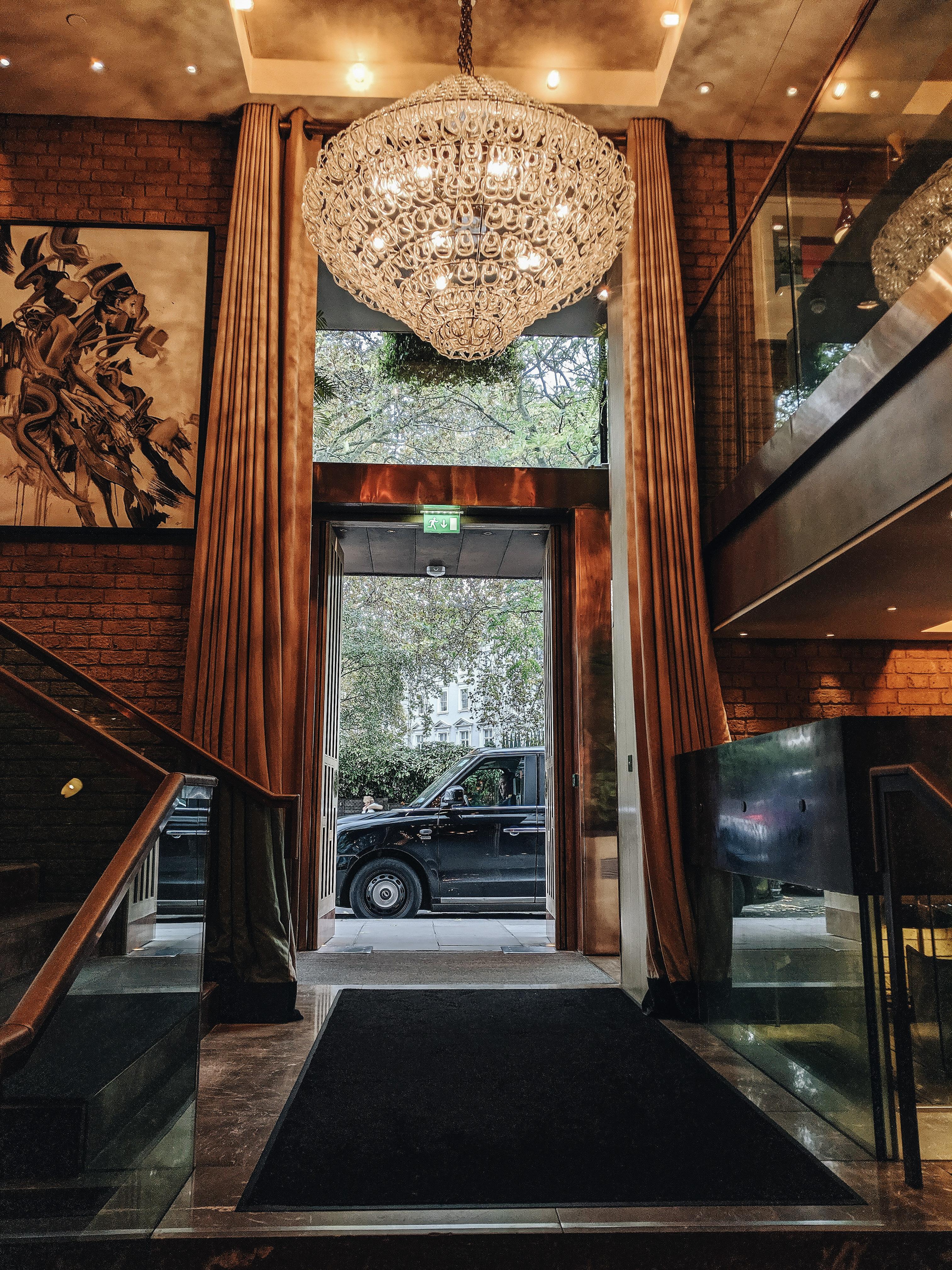 Hari hotel london