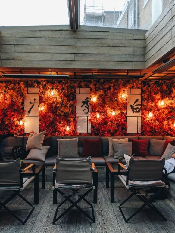The terrace bar london