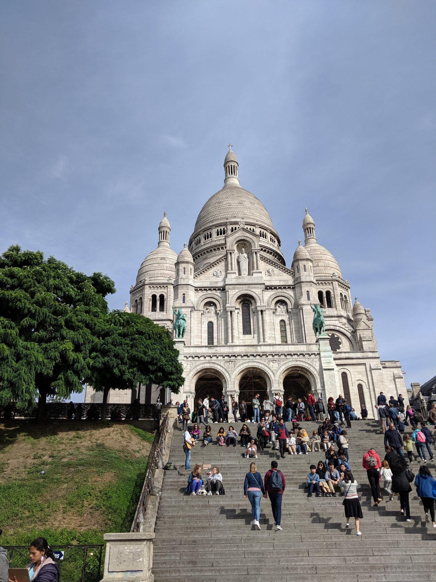 Sacré-Cœur, Paris