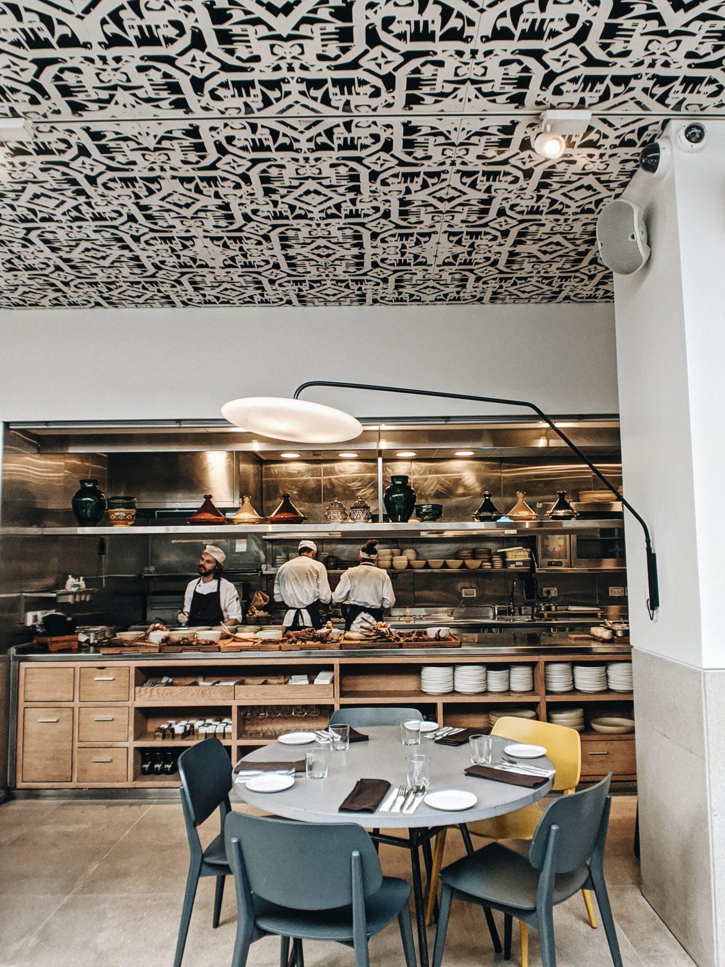 mashya restaurant tel aviv