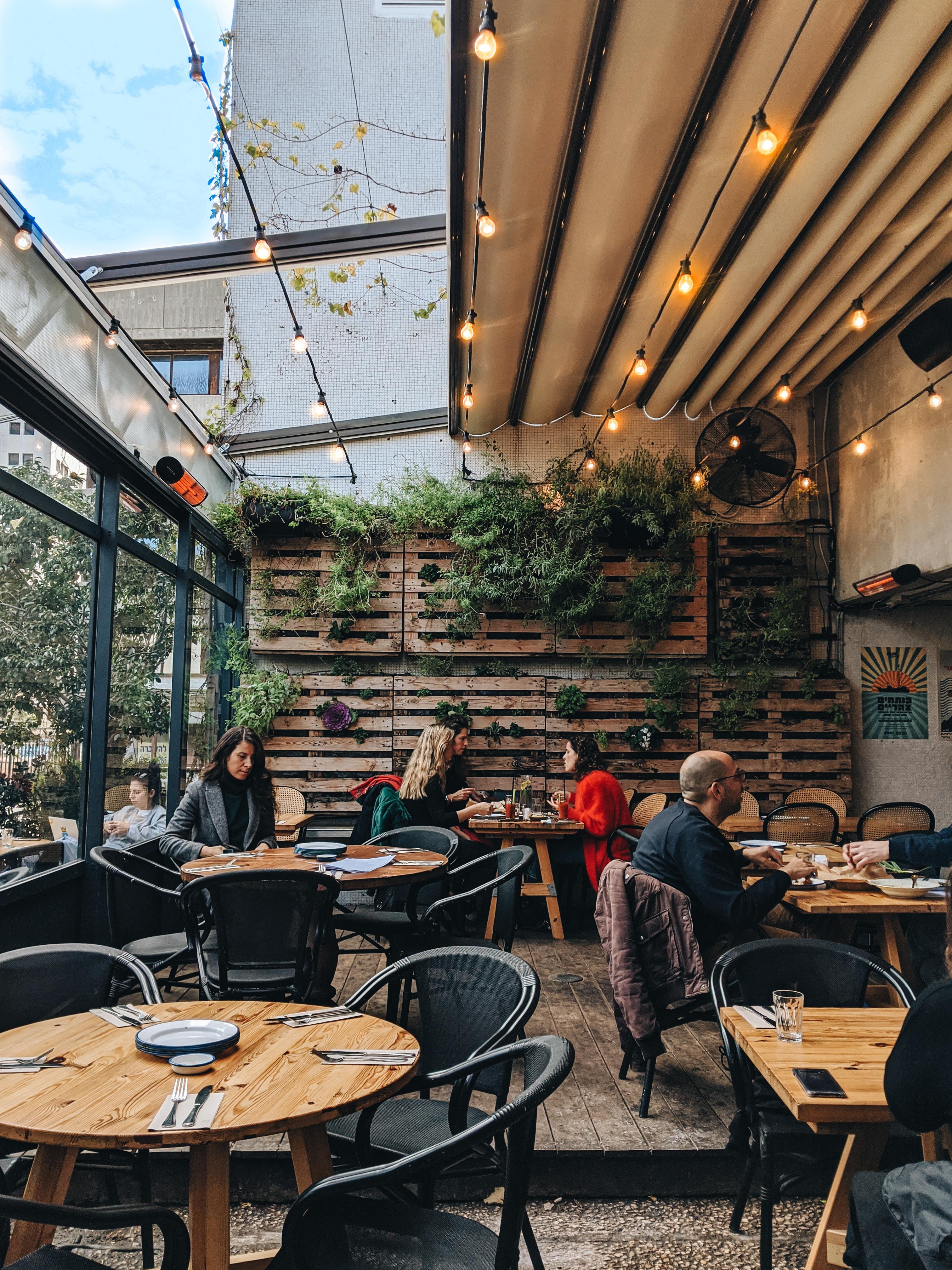 בראנץ׳ מסעדת אייבי