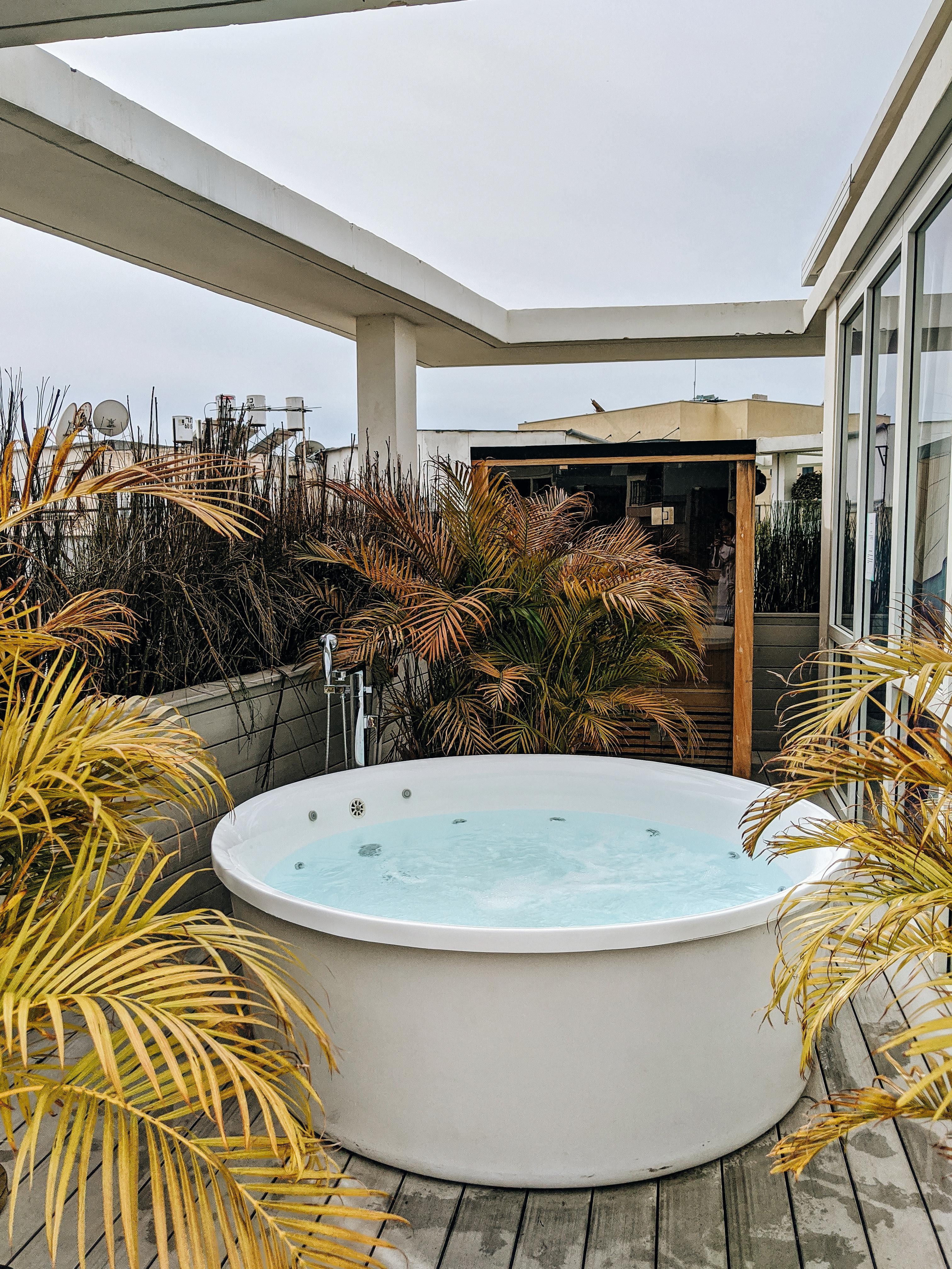 Spa day at Polihouse hotel Tel Aviv